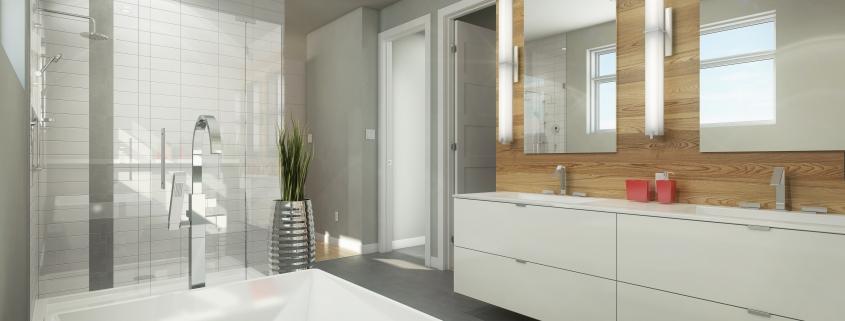 L'ABC des tendances en matière de salle de bain